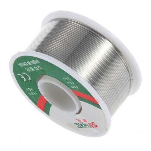 0.8mm Rosin Core Tin Roll Flux Lead Free Solder Electric Welding Wire Reel Newly