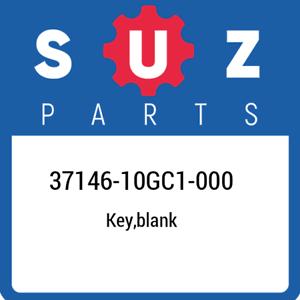 37146-10GC1-000-Suzuki-Key-blank-3714610GC1000-New-Genuine-OEM-Part