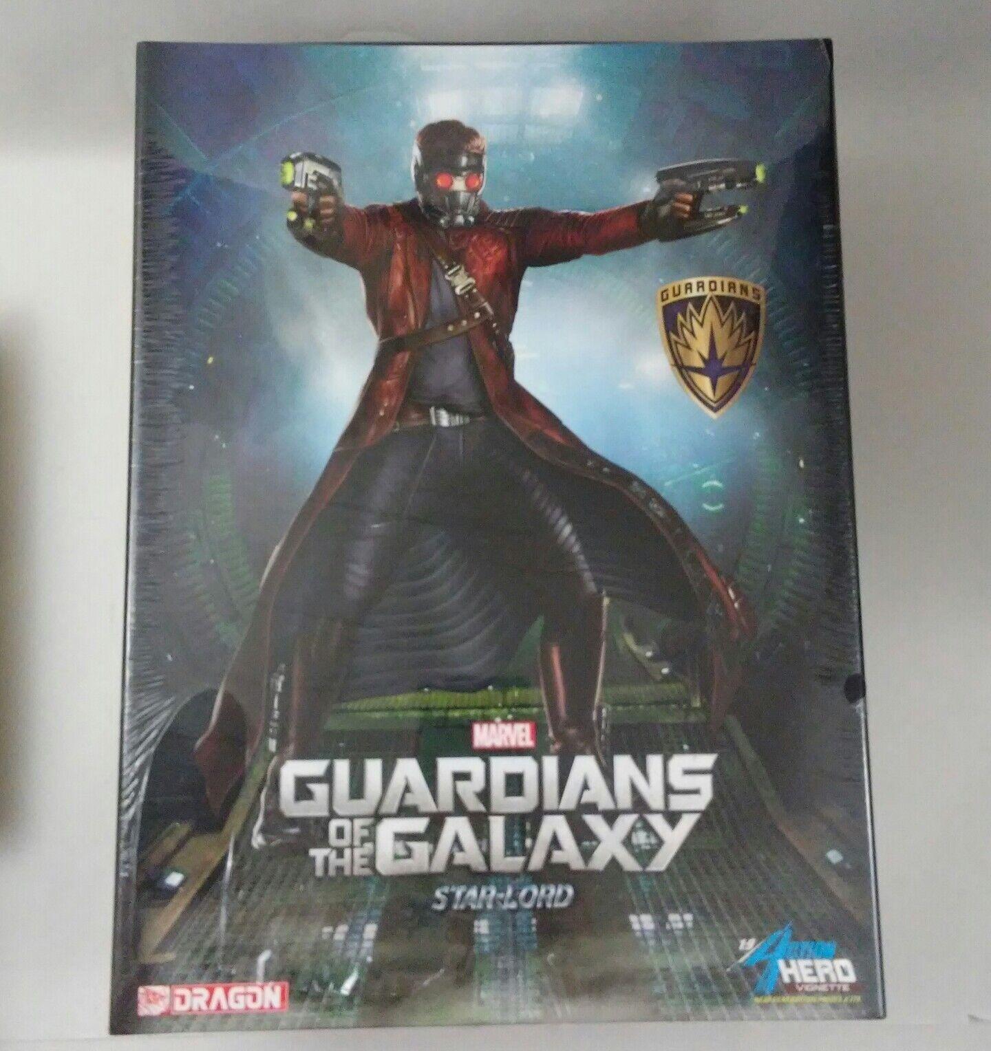 Marvel ist hter der galaxie 1  9 action hero vignette star lord modell kit