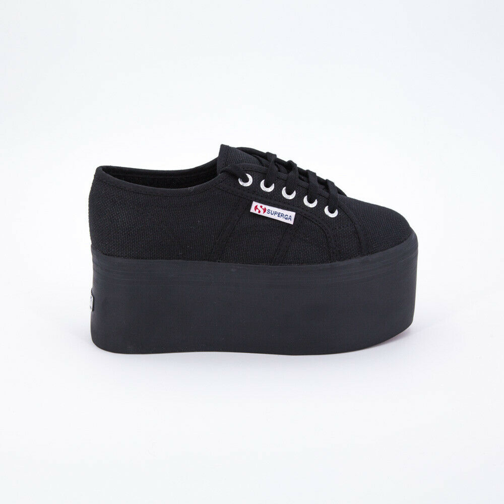 SUPERGA 996 FULL BLACK n.38 NUOVE 100% ORIGINALI