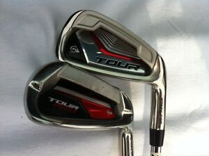 Dunlop-Golfschlaeger-Eisen-Holz-DDH-Fairway3-4-5-6-7-8-9-Pitch-Sand-Wedge-PW-SW