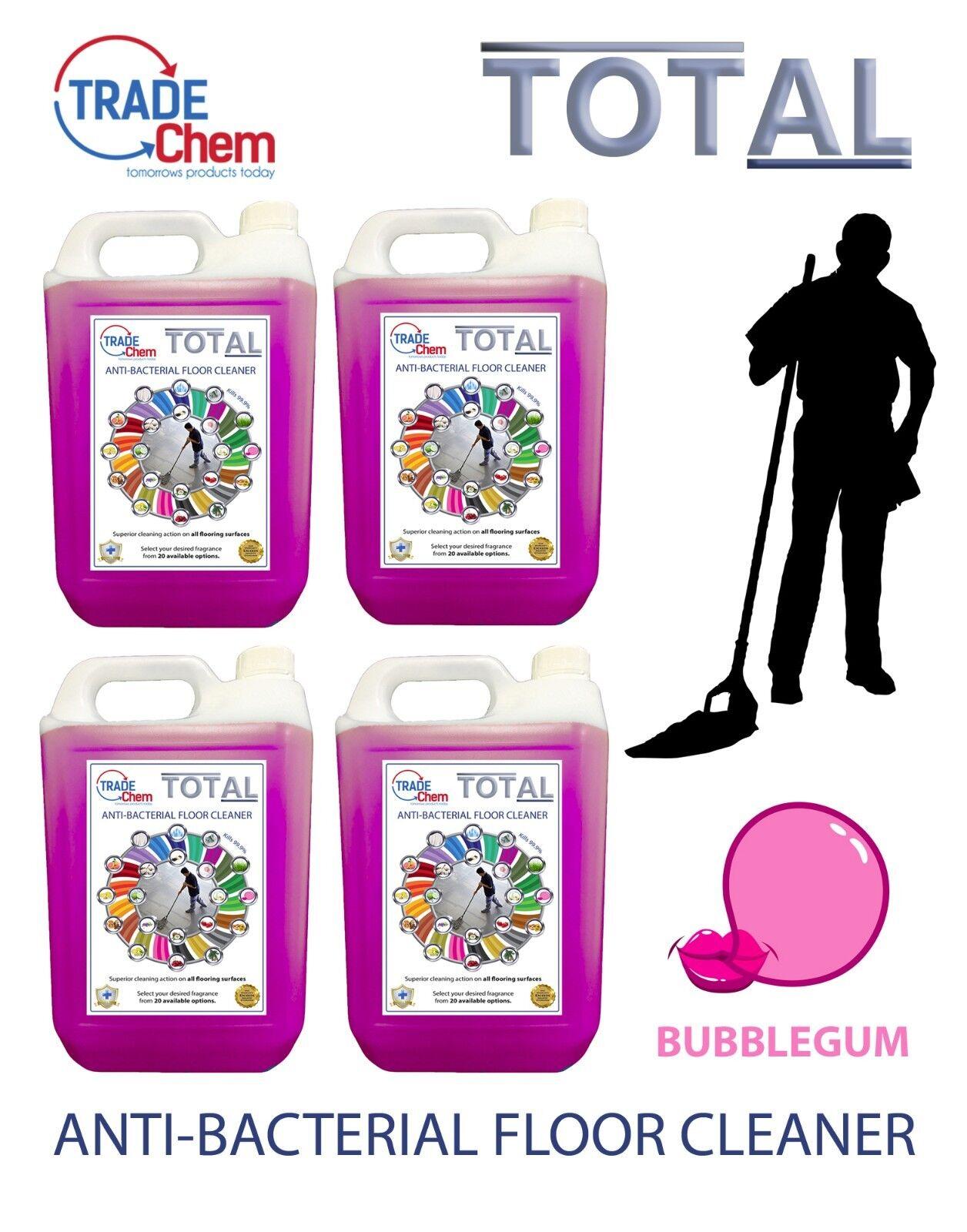 Pavimento Pulitore 5L 10L 15L 20L Totale Anti-batteriche - Bubblegum Profumata
