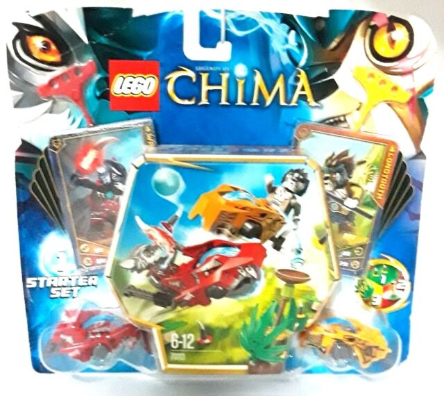 NEW LEGO Furty FROM SET 70111 LEGENDS OF CHIMA LOC046