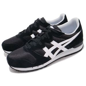 c322433fa01b Asics Onitsuka Tiger Alvarado Black White Men Running Shoes Sneakers ...