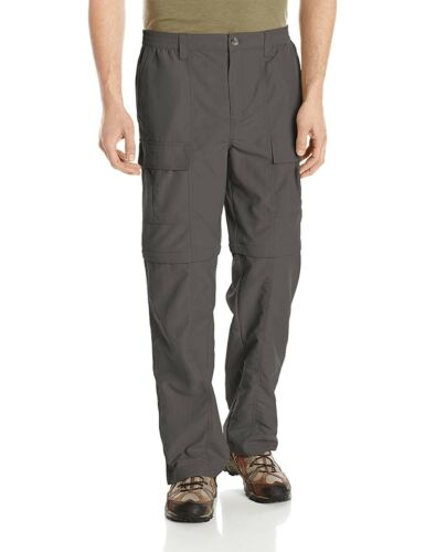 Hot Solstice Apparel Men's Insect Repellent Convertible Pants Gray Size S 683351074212 | eBay hot sale