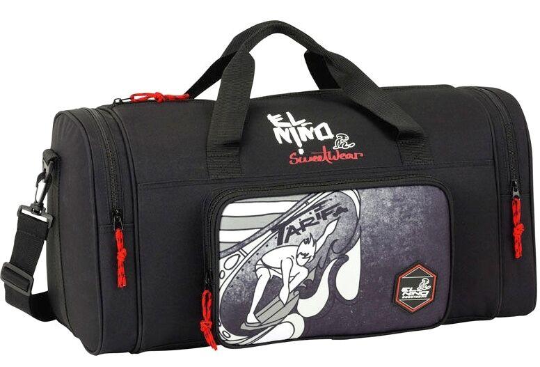 BOLSA DEPORTE EL NIÑO Gym Bag Borsa Borsone Palestra Sac Sport Sporttasche 55 cm