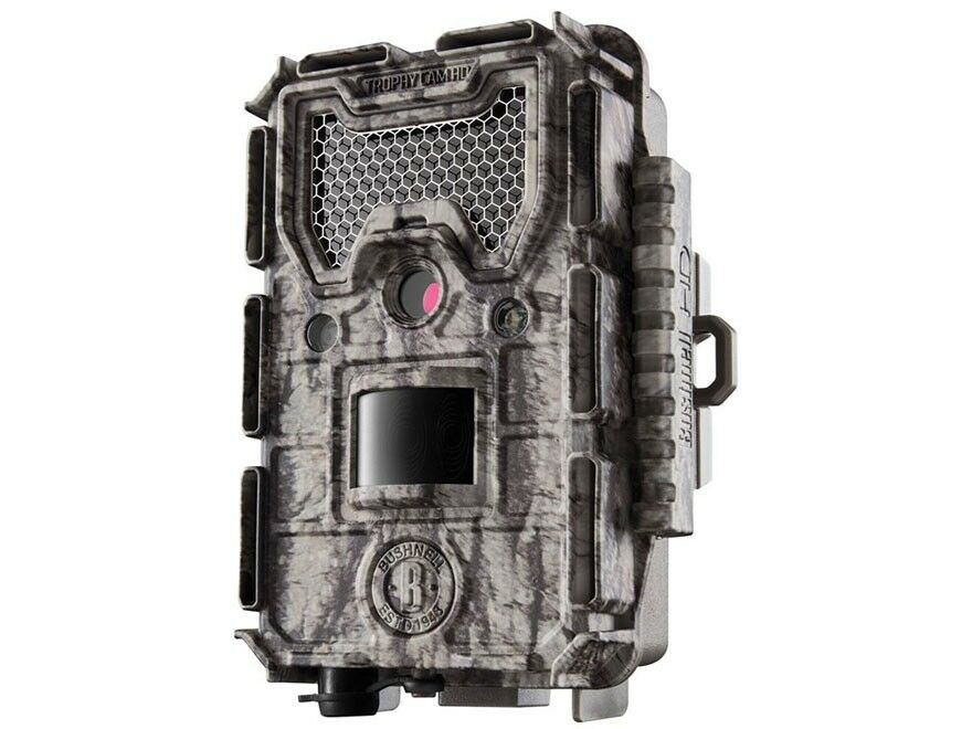 Bushnell Trophy Cam Aggressor HD Low Glow Game Camera 24 Megapixel 119875C