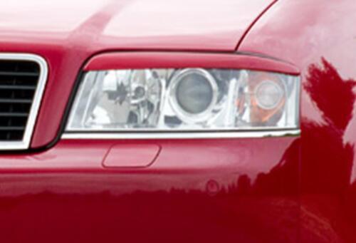 Bistyle Scheinwerferblenden aus ABS für Audi A6 4B Bj 2001-2004