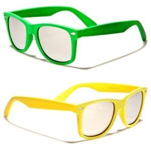 Colorful-Soft-Rubber-Frame-Mirrored-Lenses-Women-Men-Sunglasses