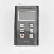 3d Vibration Meter Vm 6380 Vibrometer Analyzer Wide Frequency Range 10hz10khz