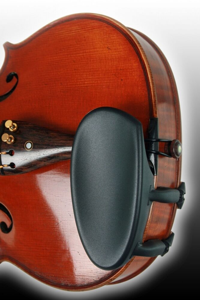 zentrierte Montage in 6 Größen Violin Chin Rest Wittner Kinnhalter für Geige