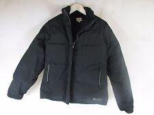 Calvin Klein Jeans Negro Acolchado Señoras Chaqueta Abrigo Talla S # CHS40JT
