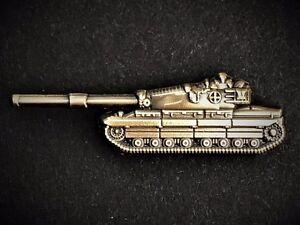 British Army Conqueror Tank FV214 Lapel Pin V23
