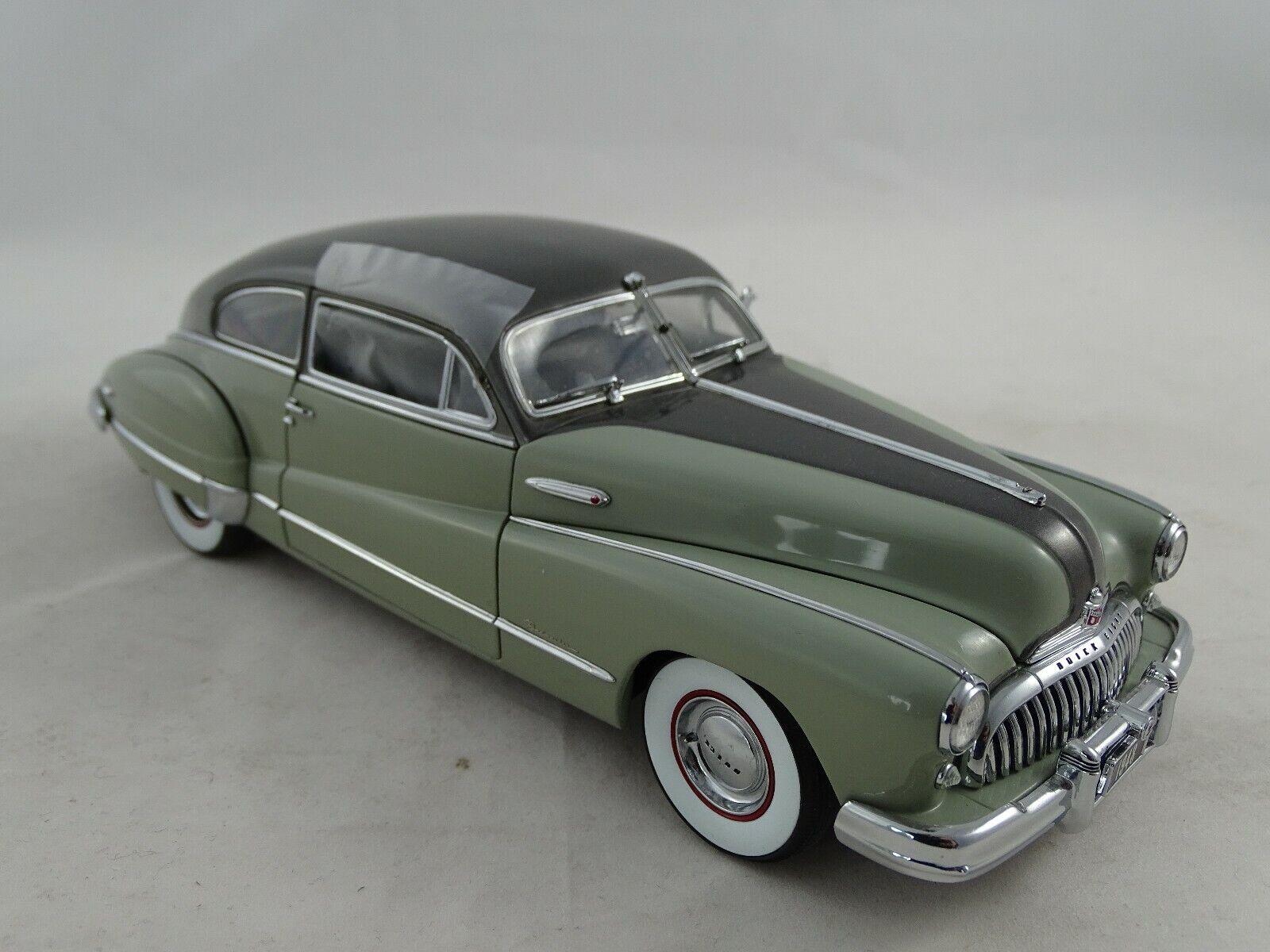 1 24 Danbury Mint 1948 Buick Roadmaster Coupé Rareza en Emb.orig.