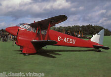 Postcard 359 - Plane/Aviation 460 Havilland DH.90 Dragonfly