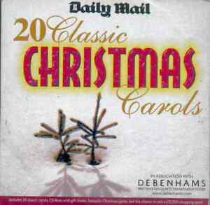 20-CLASSIC-CHRISTMAS-CAROLS-from-SANCTUARY-CLASSICS-PROMO-CD-2001