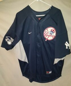 Men s Nike Team Alex Rodriguez New York NY Yankees Baseball Jersey ... 1c064fb0a14
