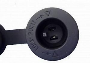 Engel-Power-Socket-Flush-Mount-for-Fridge-Car-4x4-Camper-Caravan-Boat-Tinnie