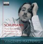 Schumann: Piano Sonata; Romanzen; Humoreske (CD, Oct-2014, Piano Classics)