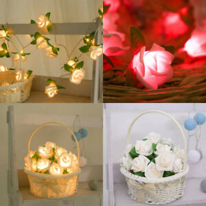 20LED-Rose-Flower-Xmas-String-Lights-Fairy-Wedding-Christmas-Party-Garden-Decor
