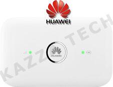 HUAWEI E5573 UNLOCKED WHITE LTE 4G & 3G Mobile MIFI WIFI Wireless Modem SimFree