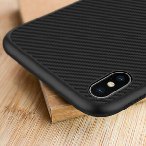 For-iPhone-XS-Max-XR-X-8-Luxury-Unique-Synthetic-Carbon-Fiber-Back-Case-Cover