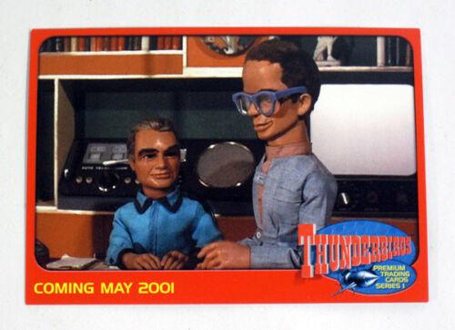 2001 Cards Inc Thunderbirds Premium Promo Card P1 Nm//Mt Lot of 50