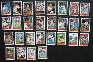 1992-Topps-Micro-Mini-Detroit-Tigers-Team-Set-of-28-Baseball-Cards