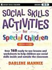 Social Skills Activities for Special Children by Darlene Mannix (Paperback, 2008)
