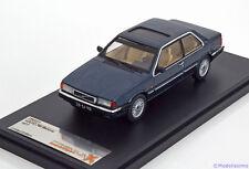 1:43 PremiumX Volvo 780 Bertone Coupe 1977 bluemetallic