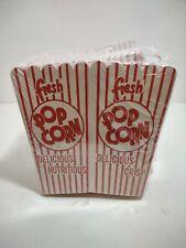 Fresh Pop Corn Movie Pop Corn At Home 44e Open Top Popcorn Box 65 100 Boxes
