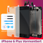 Display-LCD-fuer-iPhone-6-PLUS-VORMONTIERT-RETINA-Glas-Komplett-Touch-SCHWARZ Indexbild 10