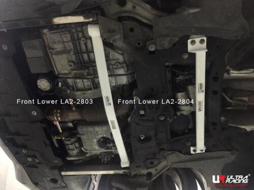 X156 ULTRA RACING FRONT LOWER BAR BRACE UR-LA2-2803 MERCEDES BENZ GLA 45