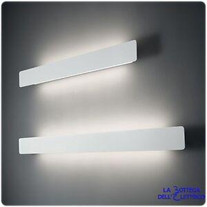 Line lampada led da parete lineare dal design minimale cm for Lampada alogena lineare led