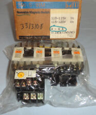 Fuji Sw 5 1rm Reversible Magnetic Electric Motor Starter Sw51rm Contactor New