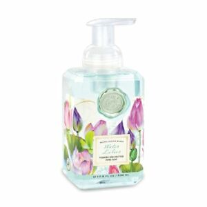 Michel Design Works Foaming Liquid Hand Soap Water Lilies