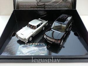 Slot-SCX-Scalextric-Superslot-H3268A-James-Bond-007-Skyfall-Aston-Martin