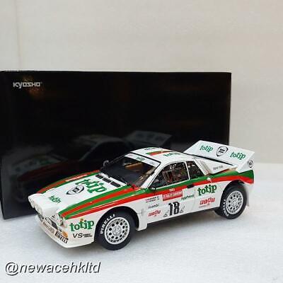 Lancia 037 Sanremo Totip Ixo 1//18