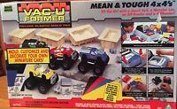 Toymax Vac-u Former Mean & Tough 4 X 4's Mold Pack Monster Trucks Vintage 1993