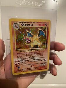Pokemon Card - Charizard Holo Ultra Rare 1999 Base Set PSA 6?