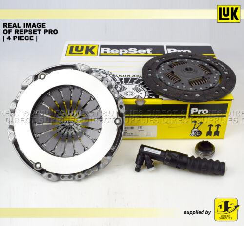 Kit de embrague LUK 4 Piezas para Peugeot 307 308 Socio Citroen C4 Berlingo 624321821