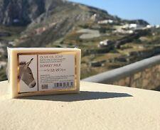 Handmade Greek Olive Oil Soap Whit Donkey Milk 2× 100 grms