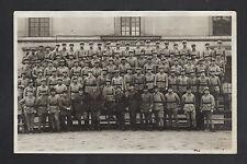 PARIS XII° / MILITAIRES à la CASERNE de REUILLY 46° R.I. Carte-photo postale1931