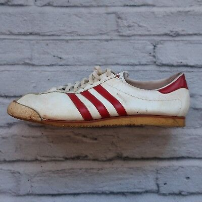 Vintage 70s Adidas Vienna Shoes Made in West Germany Size 12 Rare | eBay