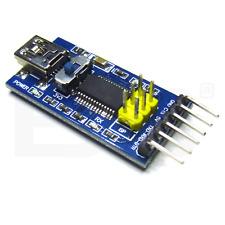 FTDI FT232 adaptateur USB serie programmeur TTL serial UART programmer Arduino