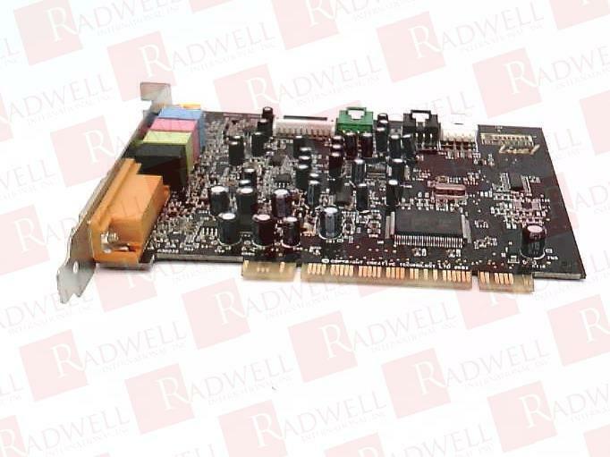 Dp//N 00R533 Sound Blaster Live Sb0200 Dell SB0200-1 Sound Card Pci