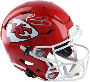 Patrick Mahomes Kansas City Chiefs Signed Riddell Speed Flex Authentic Helmet