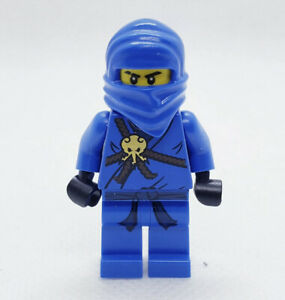 Genuine Lego  Ninjago Jay Golden Weapons   Mini Figure njo004 set 2259