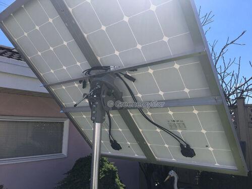 Réglable Support Universel Fit 50W//100W//200W Panneau Solaire Montage