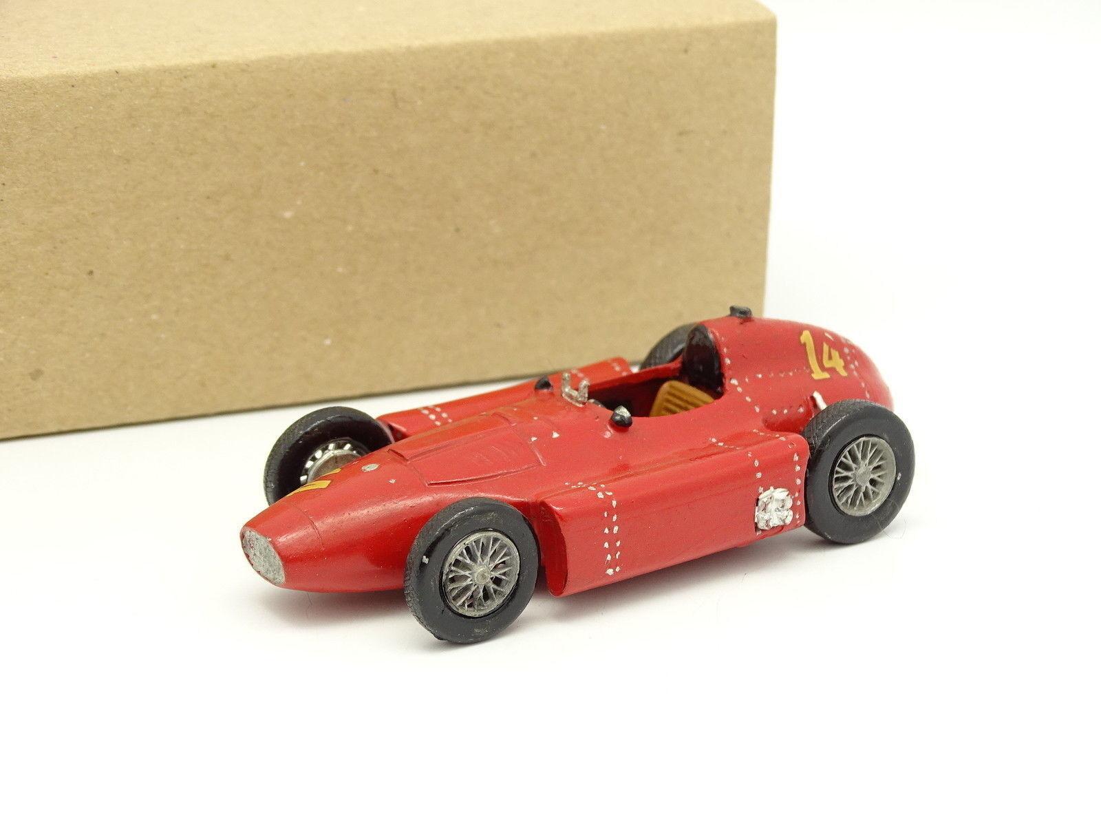FDS Kit Métal Monté 1 1 1 43 - Lancia Ferrari D50 1956 N°14 267d43